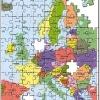 puzzle-harta-europa
