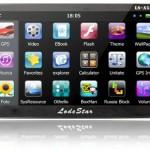 gps 5 inch ls a55f iphone gps auto gps mio harti gps
