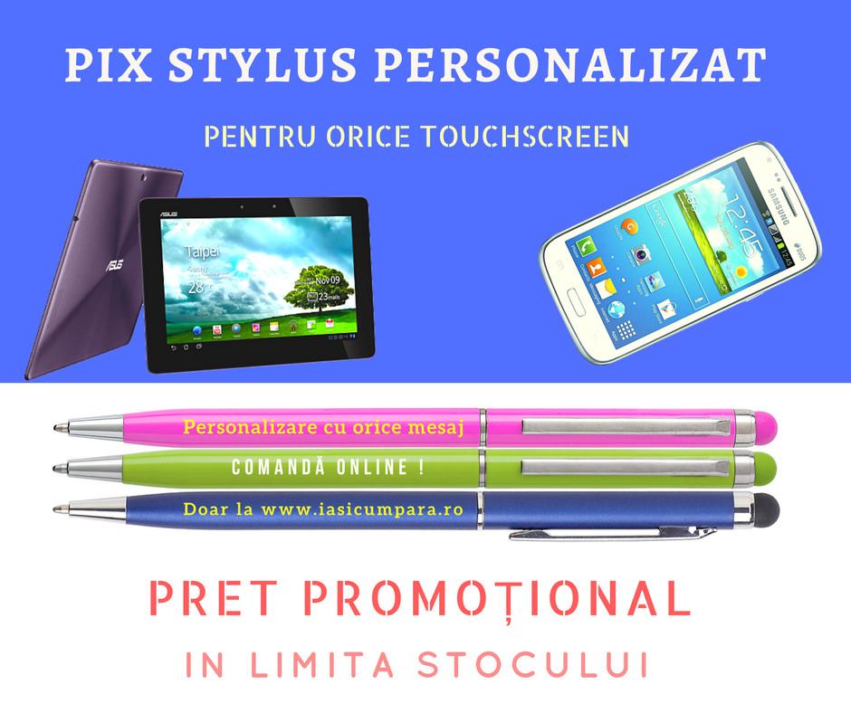 pix stylus Iasi, pixuri touch screen Bucuresti, pixuri personalizate touchscreen, pix pentru telefon, pix pentru tableta, Pix telefon Ploiesti, Brasov, Timisoara, Suceava, Brasov, Constanta, Arad, Craiova